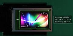 LG<font color='#FF0000'>Display</font>展示0.42英寸1280x720OLED微型显示器