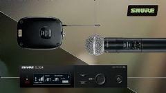 <font color='#FF0000'>Shure</font>全新SLX-D无线数字系统培训