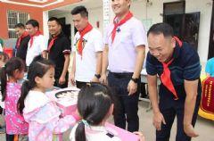 东方中原公益行 守护每个孩子的笑容