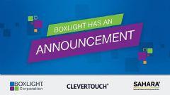 Boxlight收购英国撒哈拉演示系统PLC