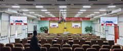 讯维高清混合矩阵成功应用于中国电信