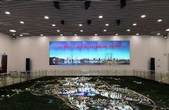 <font color='#FF0000'>Lumens</font>大屏幕拼墙处理器系统助中新广州知识城改造