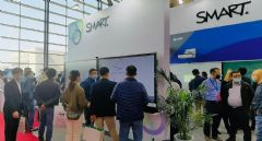 第55届长沙高博会,<font color='#FF0000'>Smart</font>携智能高职教双屏方案及其它新品亮相