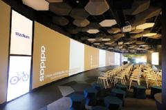 <font color='#FF0000'>Vivitek</font>(丽讯)携手建业显示助力中洲未来实验室展厅