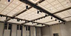 <font color='#FF0000'>ROLY</font>激光工程投影机打造全息宴会厅体验不一般的饕餮盛宴
