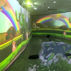 <font color='#FF0000'>ROLY</font>携手UniSTEP优思步,跟孩子来一场5D怀抱式场景体验