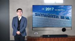 """CES2021:创维电视""""官宣""""新品矩阵美国市场表现亮眼"""