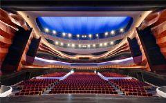 打卡国内首座城市森林剧院,洲明VF深情演绎光影故事!