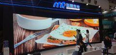 2021深圳LEDChina展会现场,迈锐携精品闪亮再现!