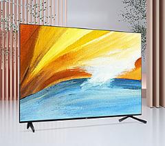 至美外观与全面屏设计,夏普Q系列电视满足你的奢华享受
