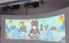 <font color='#FF0000'>ROLY</font>激光投影机参加高博会圆满成功-再相约7月北京INFOCOMM