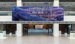 三星2021款<font color='#FF0000'>The</font>Wall将于9月在国内上市