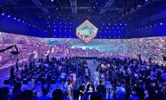 迈普视通助力三星2021新品中国发布会