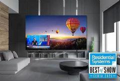 Planar品牌LuxeMicr<font color='#FF0000'>OLED</font>新品荣获2021年CEDIA最佳产品奖