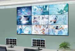 AOC拼接屏在医院内的实际应用