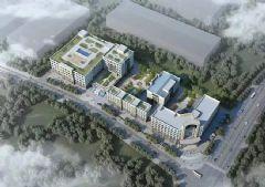 蓝普视讯株洲产业园一期4万平米建筑主体于<font color='#FF0000'>2021</font>年10月18日顺利封顶