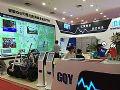 2015安博会GQY智能可视化显示平台受关注