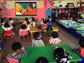 丽彩云投智能投影入驻北京幼儿园