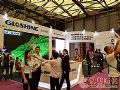 光祥科技多款舞台租赁显示屏亮相上海LED展