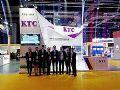 KTC商用科技参展上海国际数字标识展