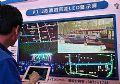 卓华P1.4小间距LED显示屏首次助滨州沾化环境监测