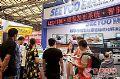 上海餐饮博览会,小颐智能标牌受追捧
