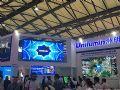 洲明LED显示创新应用点燃上海国际LED展