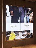 CK旗舰店高端升级改造采用LG商用显示器