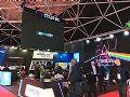 雷凌显示ISE展首秀智慧屏/碳纤维新品