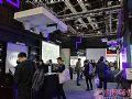 惊艳亮相InfocommChina2018爱普生投影机为你展现别样光影
