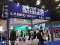 LANBO微距背投亮相山西安博会Cipse2018