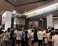 2018重庆智博会开幕BOE(京东方)展示柔性视界下的智能产业