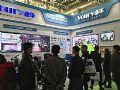 2018年北京安博会隆重开幕Voury卓华多套LED拼接大屏幕亮相安博会