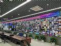 LG55VH7B为江苏有线苏州监控中心打造近乎无缝的监控检测大屏!