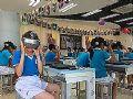 VR超感教室——沉浸式互动奠定未来教学新模式