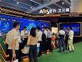 艾比森携多项LED前沿技术亮相亚洲电力展