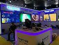 北京Infocomm今日开展Voury卓华COB及SMD封装LED显示屏掀开展会序幕