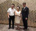 菲律宾前总统阿罗约出席大华平安城市业务交流会