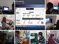 会畅教育助内蒙古教育公共服务平台开展网上集中直播教学