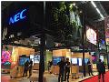NEC闪亮ISE展2万流明激光投影新品或将引爆市场