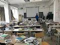 上海信息技术学校极具科幻感的图书馆,颠覆你的想象