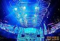 LED透明屏在酒吧的应用越来越广泛