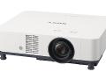 索尼推新型小型化高画质激光投影机