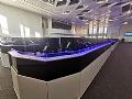 行业瞩目!400台NEC旗舰级显示器打造专业油气监控中心