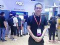 AOC首战IFC:国际IT巨头的商显挑战赛