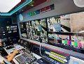 福建省电化教育馆4K虚拟演播室及4K5G转播车解析来了